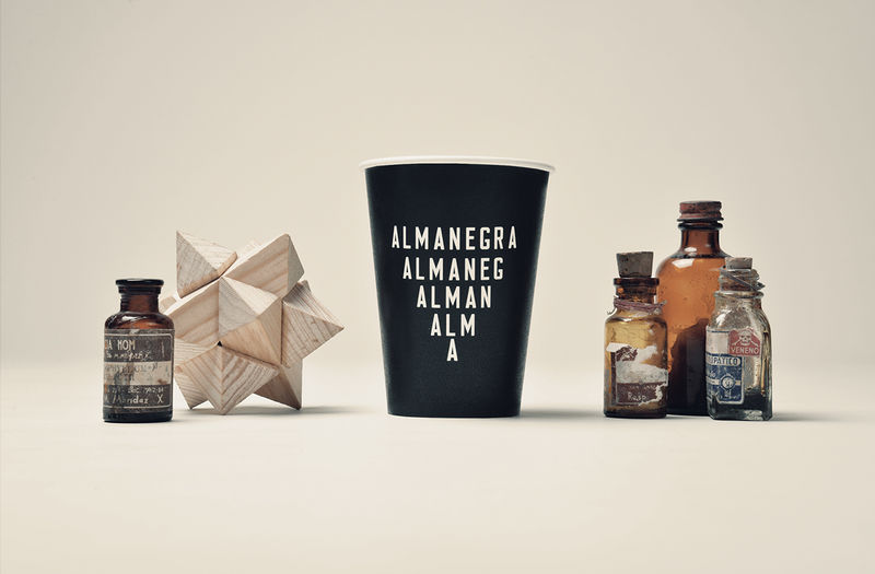 Alchemist Coffee Shop Branding