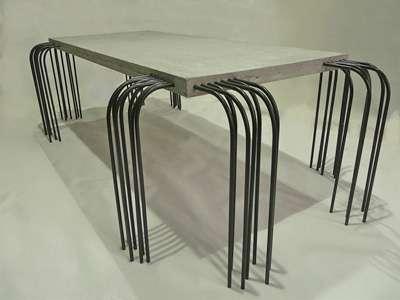 Wired Industrial Desks
