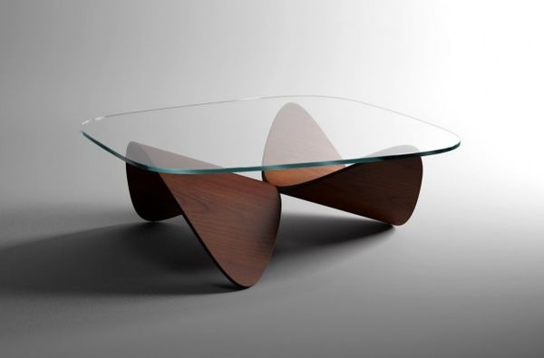 Sculpturally Flapping Furniture