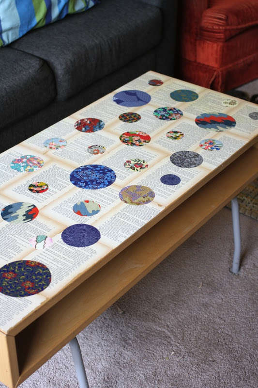 DIY Coffee Table Decorations