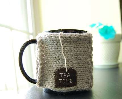 Wooly Cup Warmers Coffee Tea Mug Cozy