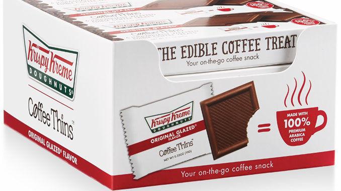 Caffeinated Chocolate Treats