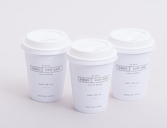 Whiteout Coffee Packaging