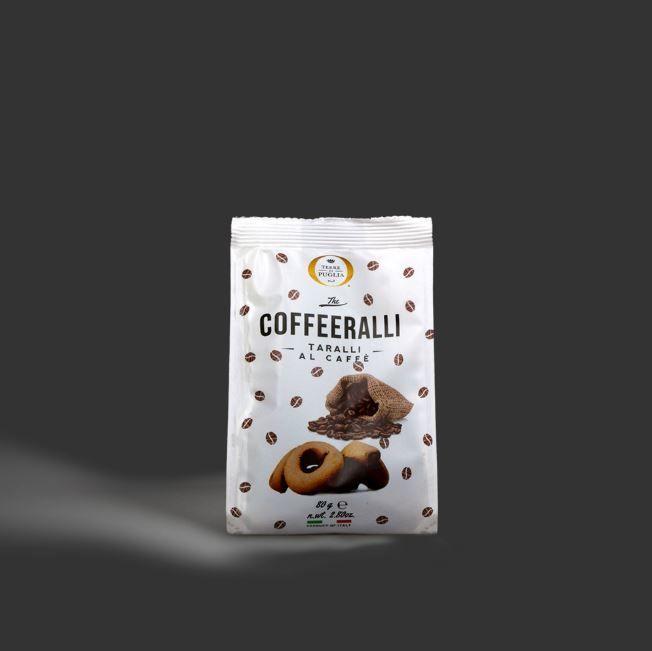 Coffee-Flavored Bagel Snacks
