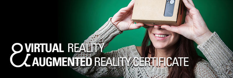 Virtual Reality Certificates