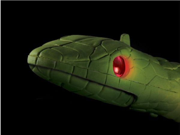 Slithery Snake Flashlights