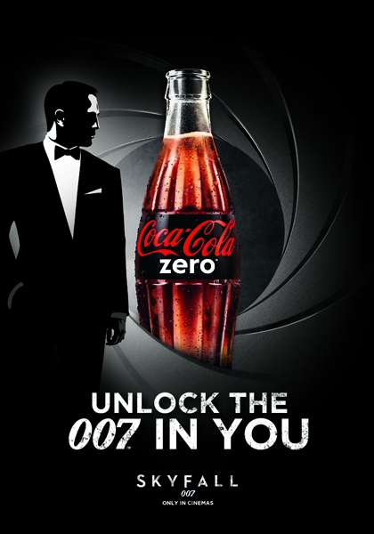Secret Agent Soft Drinks