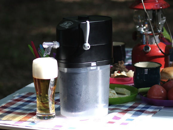 Mini Beer-Chilling Machines
