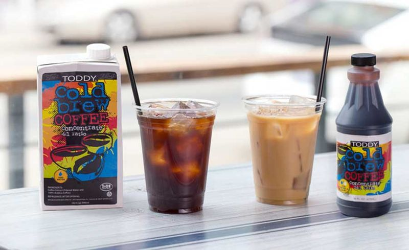 Prepackaged Cold Brew Concentrates