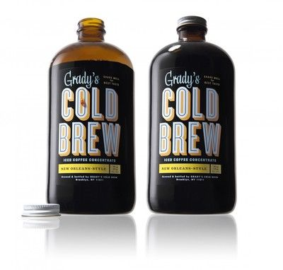 Cold Brew Coffee Products