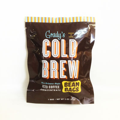 Tea-Inspired Cold Brew Pods