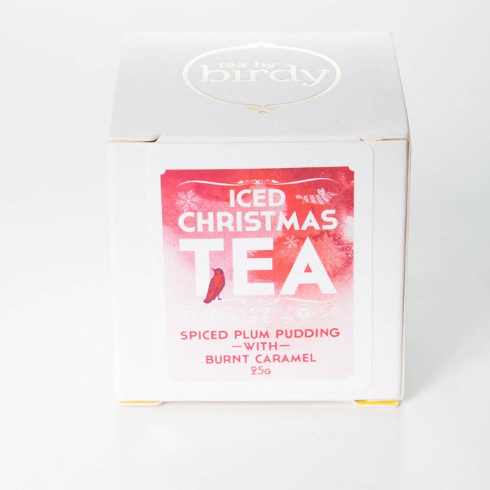 Caramel Plum Iced Teas
