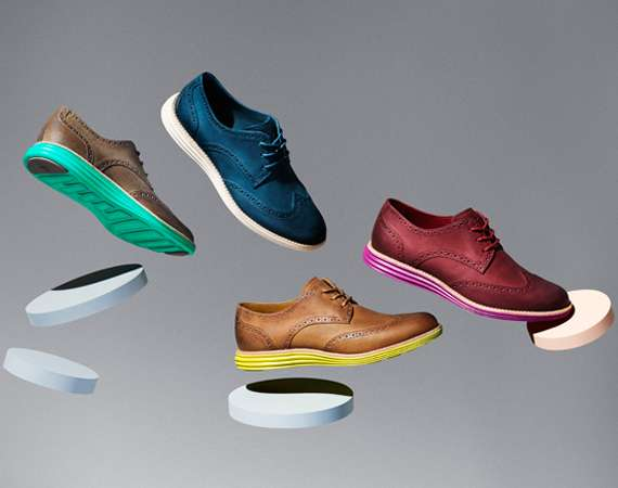 Sporty Hybrid Designer Footwear (UPDATE)