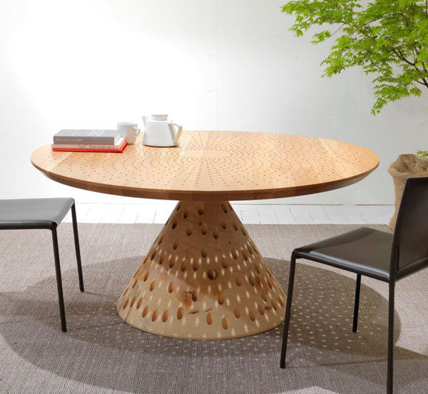 Perforated Dining Tables