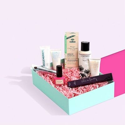 Collaborative Beauty Boxes