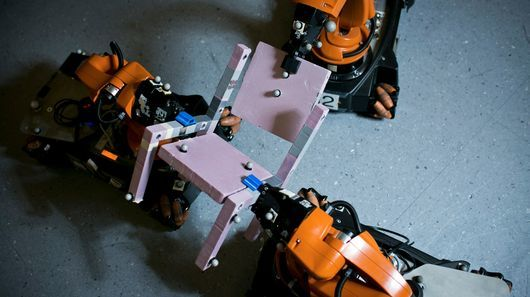 Collaborative Building Robots