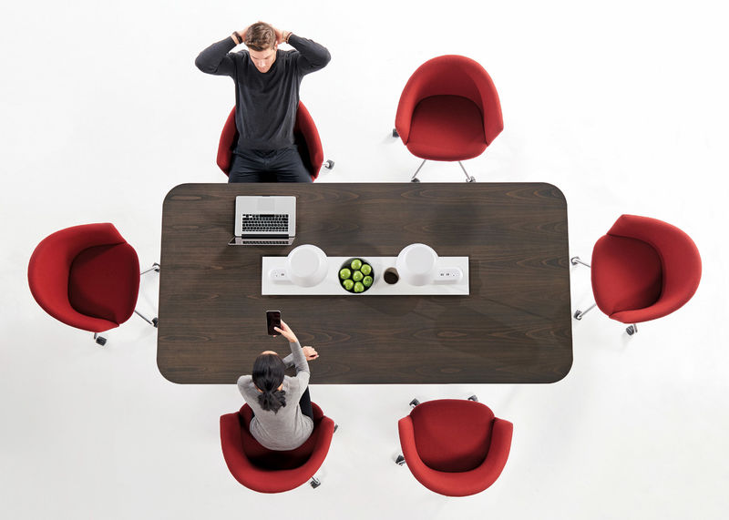 Open-Concept Office Furniture