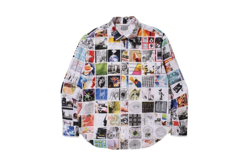 Artistic Collage Shirts : collage shirts