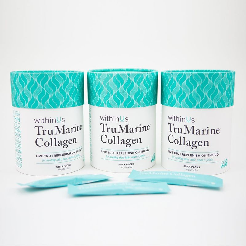 Travel Collagen Sachets