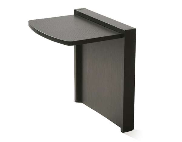 Conveniently Collapsable Side Tables