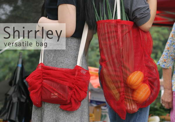 Collapsible Shirrley Handbags