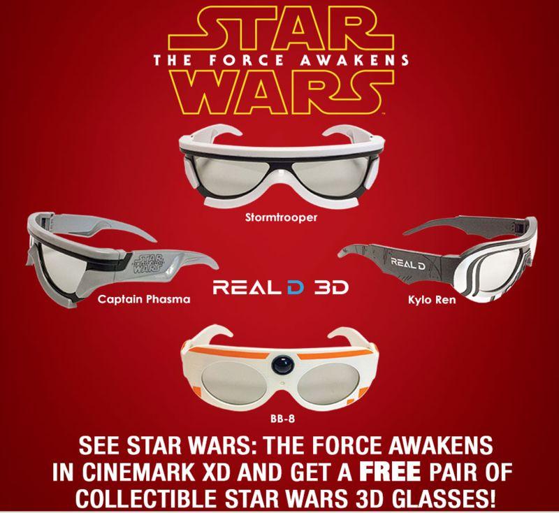 Promotional Cinema Giveaways