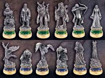 collectors chess sets