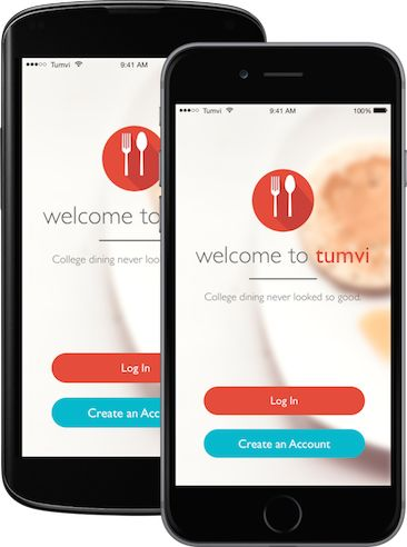 College Dining Mobile Apps