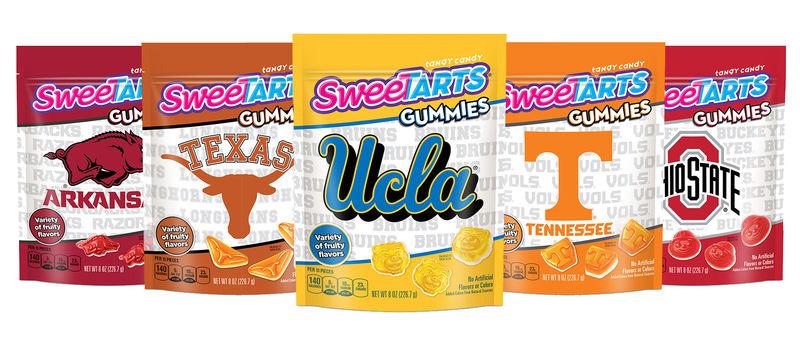 Collegiate Gummy Candies