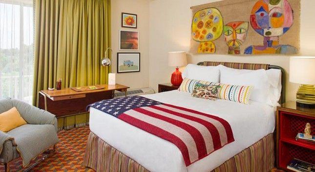 Collegiate Dorm Hotels