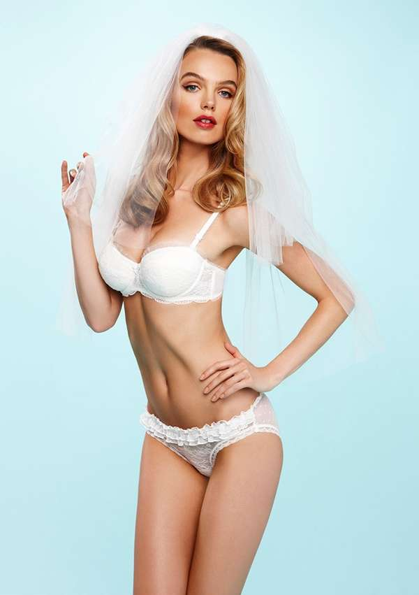 Collette Dinnigan Bridal Lingerie