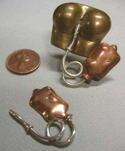 Colonic Jewelry