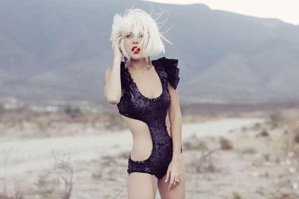 Lady Gaga Tribute Pictorials