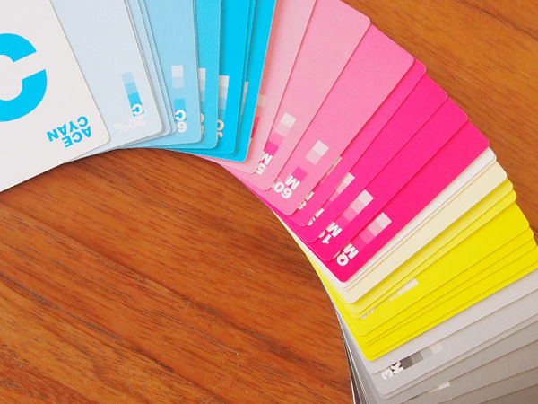 Color-Coded Playing Cards