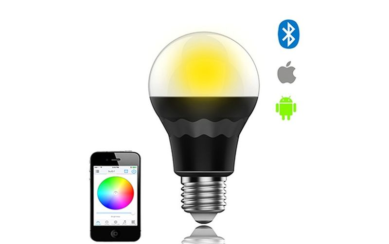 Color-Changing Light Bulbs