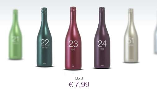 Color-Coded Wines