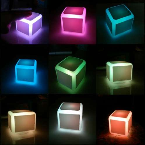 Colored light therapy mood lighting by shiu yuk yuen for Mood light designs