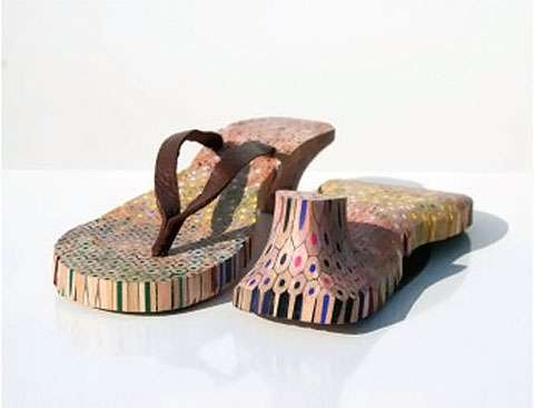 Stunning Stationary Sandals