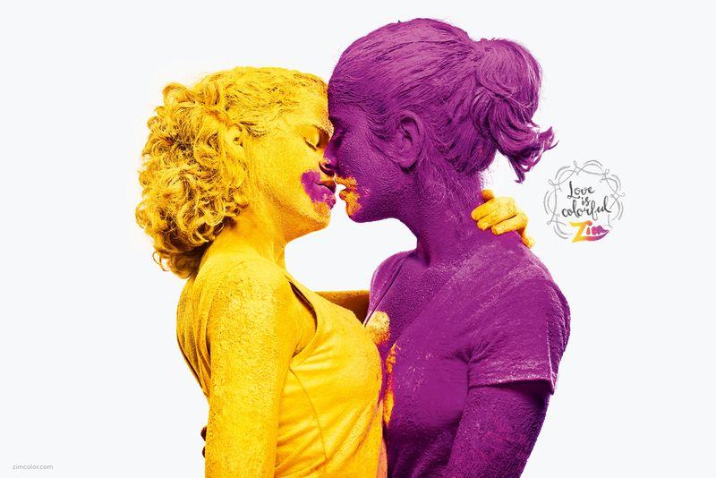 Colored Powder Campaigns