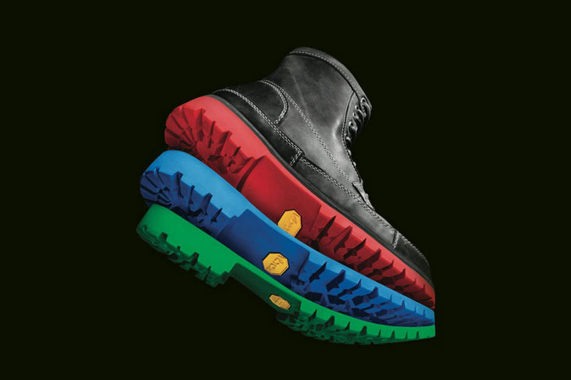 Customized Colored Shoe Soles