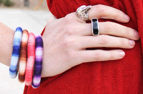 DIY Rope-Made Bracelets