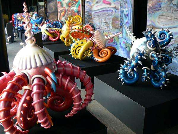 Robots with Tentacles