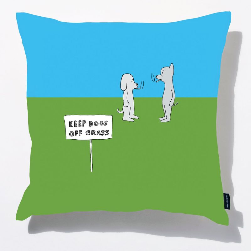 Cartoon Comic Cushions