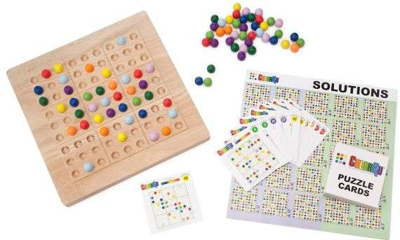Color-Coded Number Games