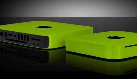colorware customizes your mac mini