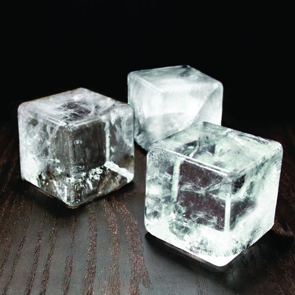 Gigantic Ice Cube Makers