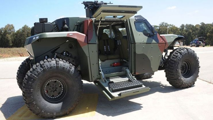 Military Campers For Sale >> Zombie Apocalypse Survival Vehicle : Combat Guard