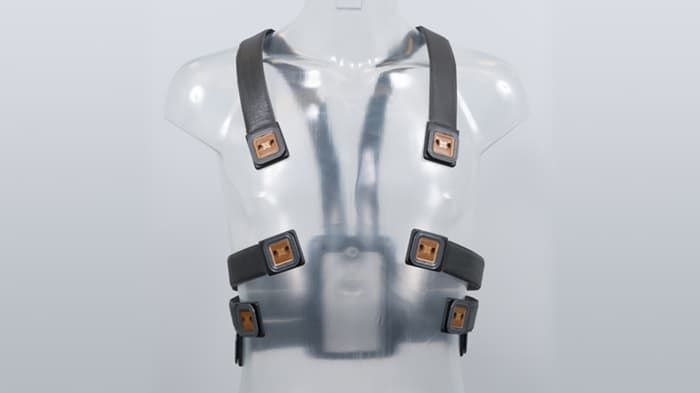 Connected Combat Harnesses
