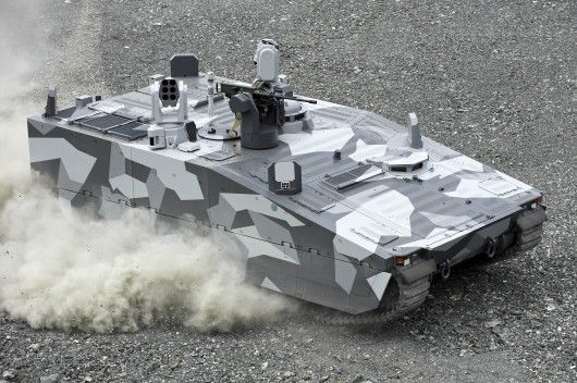 Speedy Armored Vehicles