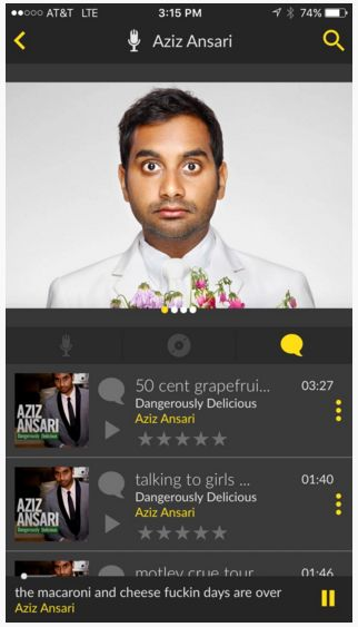 Stand Up Streaming Apps Comedy